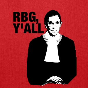 RBG, Y'all: Classic Long Sleeve Shirts - Tote Bag