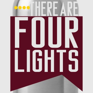 There Are Four Lights T-Shirts - Water Bottle
