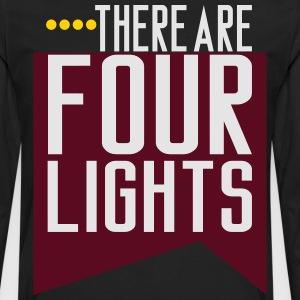 There Are Four Lights T-Shirts - Men's Premium Long Sleeve T-Shirt