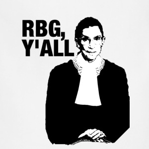 RBG, Y'all: Classic Long Sleeve Shirts - Adjustable Apron