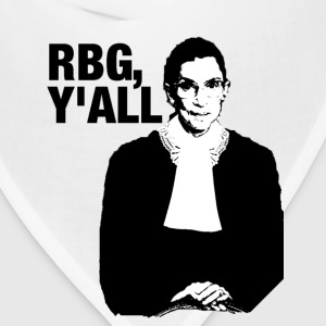 RBG, Y'all: Classic Long Sleeve Shirts - Bandana