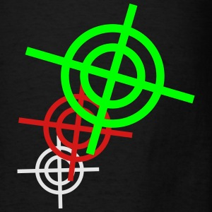 crosshairs Bags & backpacks - Men's T-Shirt