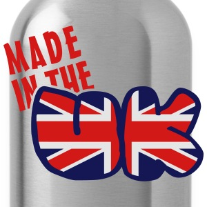 Made in the UK (b, 3c) Kids' Shirts - Water Bottle