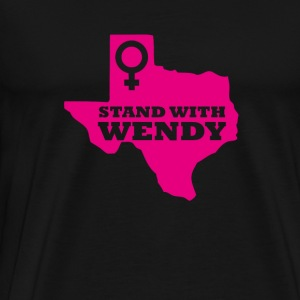 Stand With Wendy Tanks - Men's Premium T-Shirt