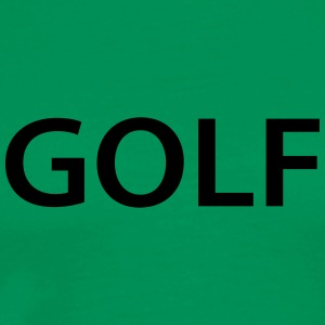golf Hoodies - Men's Premium T-Shirt