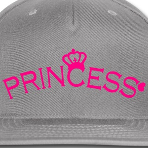 Princess Women's Flowy Tank Top By Bella - Snap-back Baseball Cap