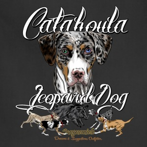 catahoula T-Shirts - Adjustable Apron