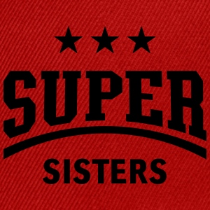 Super Sisters Women's T-Shirts - Snap-back Baseball Cap