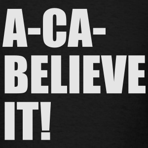ACA BELIEVE IT Long Sleeve Shirts - Men's T-Shirt