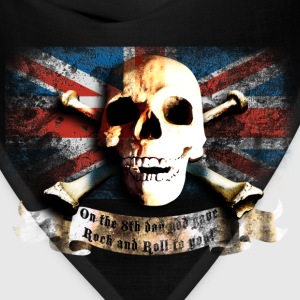 skull_and_flag_072013_gb_a T-Shirts - Bandana