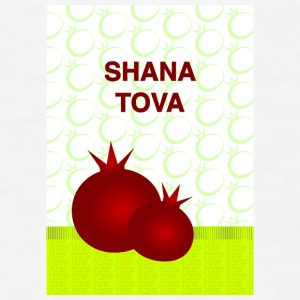 Shana Tova Mug - Men's T-Shirt