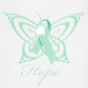 Ovarian Cancer Hope Butterfly Phone & Tablet Covers - Adjustable Apron