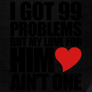 99 Problems for him Hoodies - Bandana