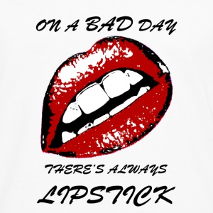Lipstick Love Phone & Tablet Covers - Men's Premium Long Sleeve T-Shirt