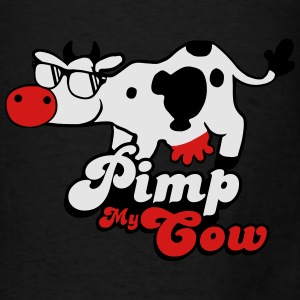 Pimp My Cow animal sunglasses Bags & backpacks - Men's T-Shirt