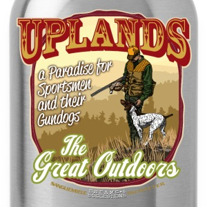 uplands_great_outdoor T-Shirts - Water Bottle