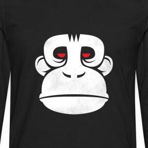 Great Ape [female] - Men's Premium Long Sleeve T-Shirt