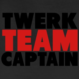 Twerk Team Captain Shirt Tanks - Leggings