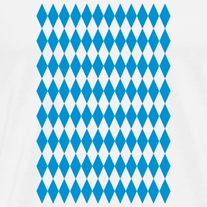 Bavaria Pattern 1c Tanks - Men's Premium T-Shirt