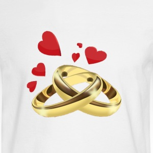 Rings T-Shirts - Men's Long Sleeve T-Shirt