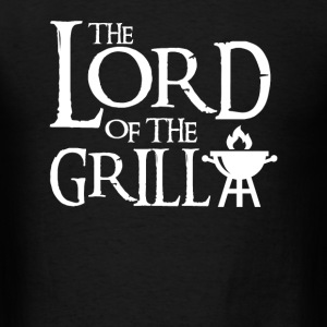 Lord Of The Grill Tanks - Men's T-Shirt