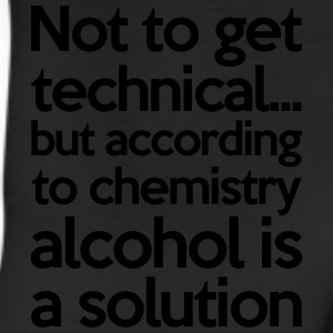 Alcohol Is A Solution T-Shirts - Leggings