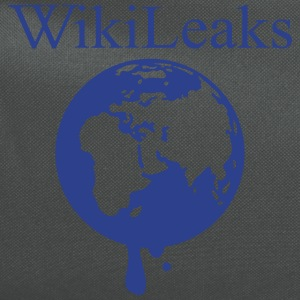 Wikileaks Globe T-Shirts - Computer Backpack