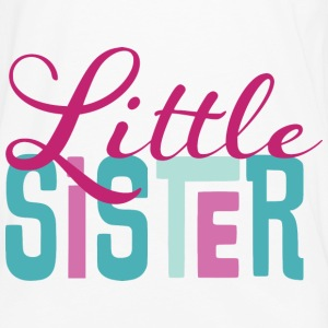 Little Sister Kids' Shirts - Men's Premium Long Sleeve T-Shirt