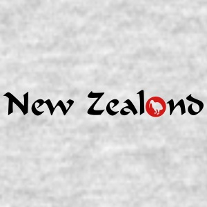 New Zealand (2c) Tanks - Men's T-Shirt