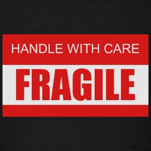 Handle with Care / Fragile 2c Tanks - Men's T-Shirt
