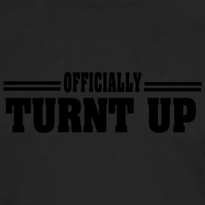 TURNT UP Tank Top Tee Shirt - Men's Premium Long Sleeve T-Shirt