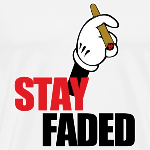 Stay Faded - Men's Premium T-Shirt