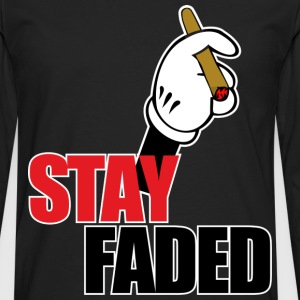 Stay Faded - Men's Premium Long Sleeve T-Shirt