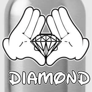 Diamond Hands - Water Bottle
