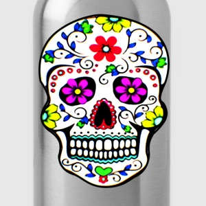 Sugar Skull - Water Bottle