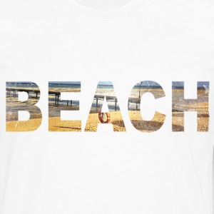 Beach  T-Shirts - Men's Premium Long Sleeve T-Shirt
