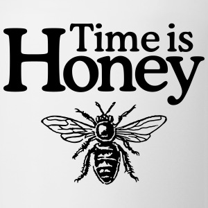Time is Honey Organic T-Shirt (Women) - Coffee/Tea Mug
