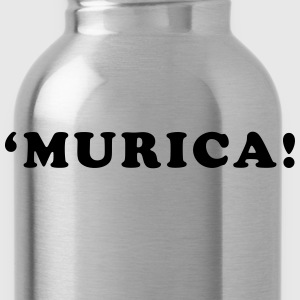 'Murica! Men's Humor Hoodies - Water Bottle