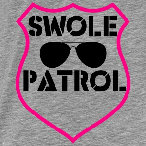 swole patrol Tanks - Men's Premium T-Shirt