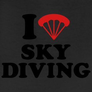 I love Skydiving T-Shirts - Leggings