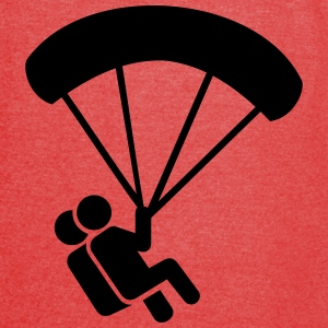 Parachute jumping Bags & backpacks - Vintage Sport T-Shirt