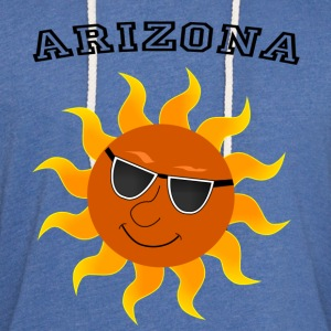Arizona Sunshine! T-Shirts - Unisex Lightweight Terry Hoodie