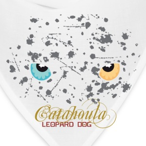 catahoula_eyes Women's T-Shirts - Bandana