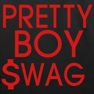 PRETTY BOY SWAG - Eco-Friendly Cotton Tote