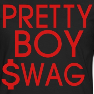 PRETTY BOY SWAG - Men's Premium Long Sleeve T-Shirt