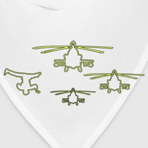 Helicopter Breaker Kids' Shirts - Bandana