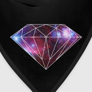 Galaxy Diamond Sweatshirt by Skytop - Bandana