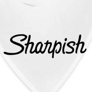 Sharpish T-Shirts - Bandana