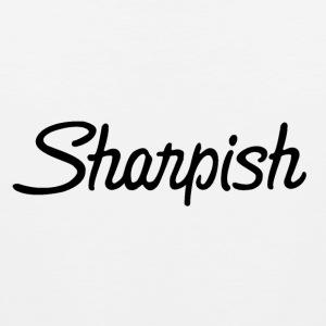Sharpish T-Shirts - Men's Premium Tank