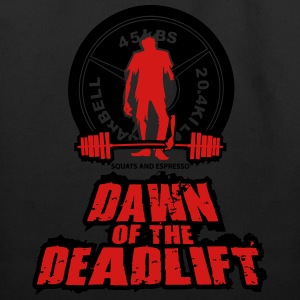 Dawn of the DeadLift 01 T-Shirts - Eco-Friendly Cotton Tote